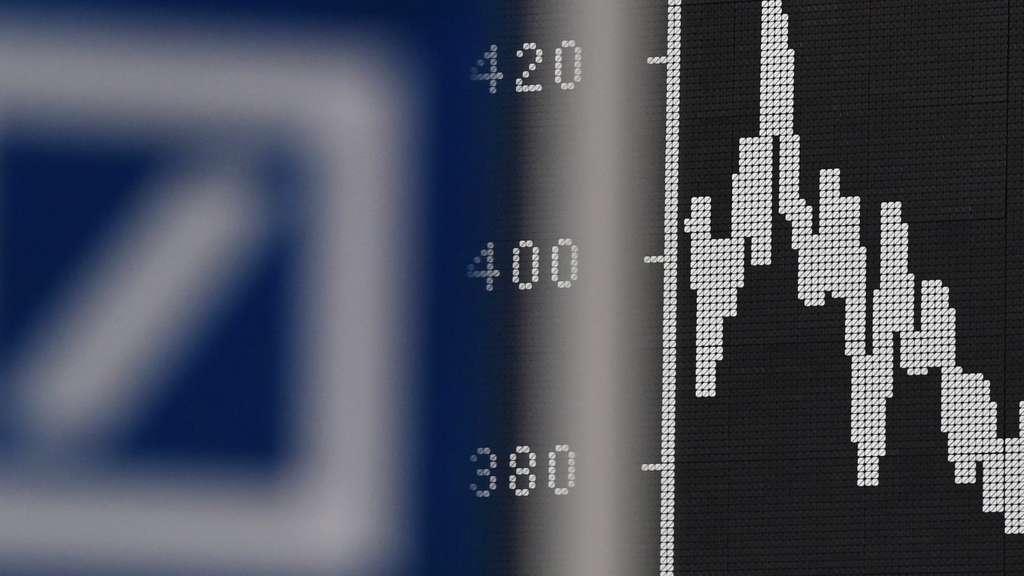 Kurs Der Deutschen Bank Aktie