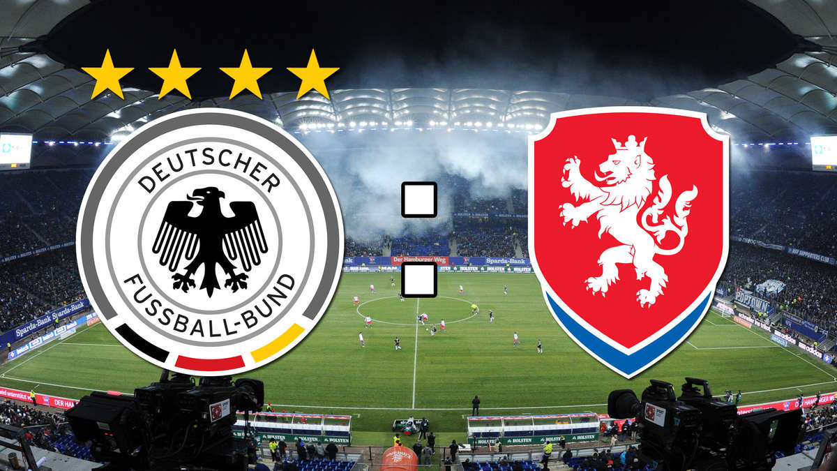 Deutschland Gegen Tschechien FuГџball