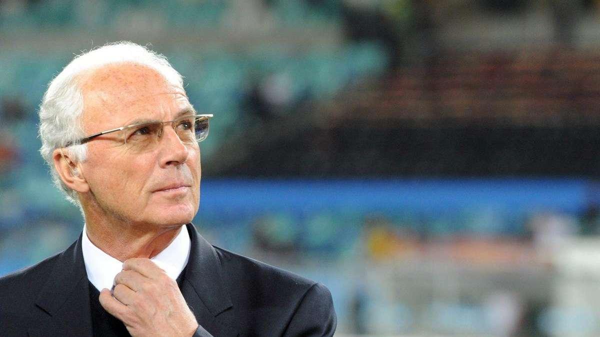 Beckenbauer Krank