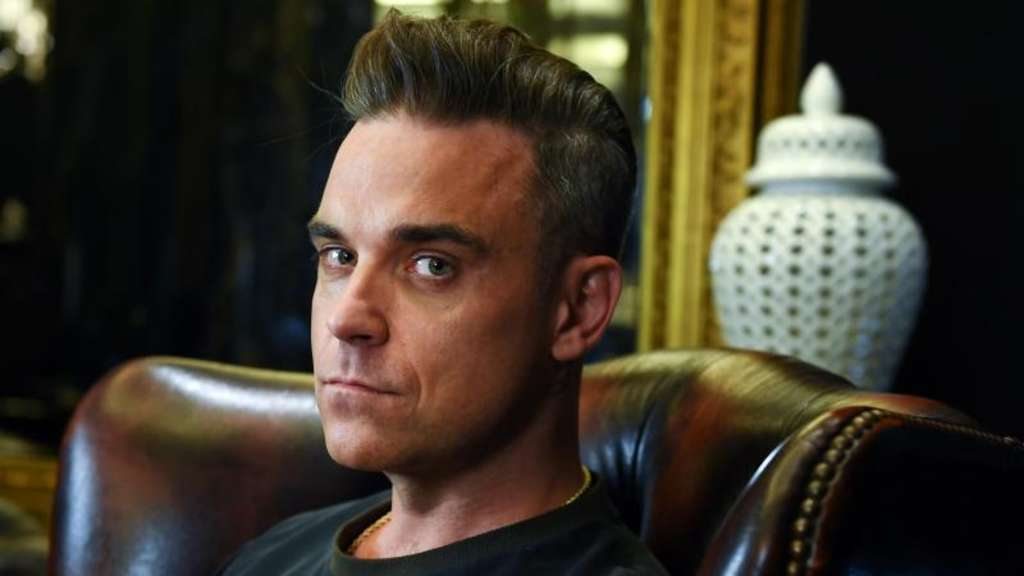 Robbie Williams hat ein neues Album am Start. Foto: Britta Pedersen