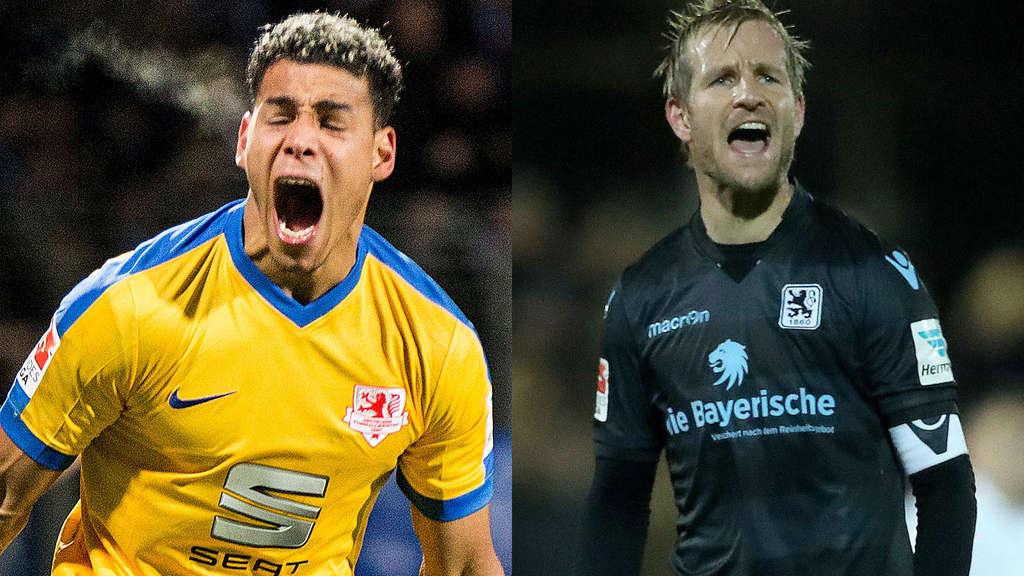 Eintracht Braunschweig Gegen Tsv 1860 München So Sehen Sie Die 2