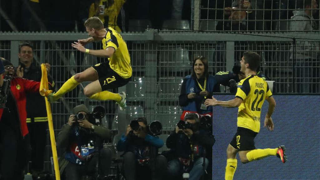 Real Madrid Gegen Borussia Dortmund Champions League Heute Live Im