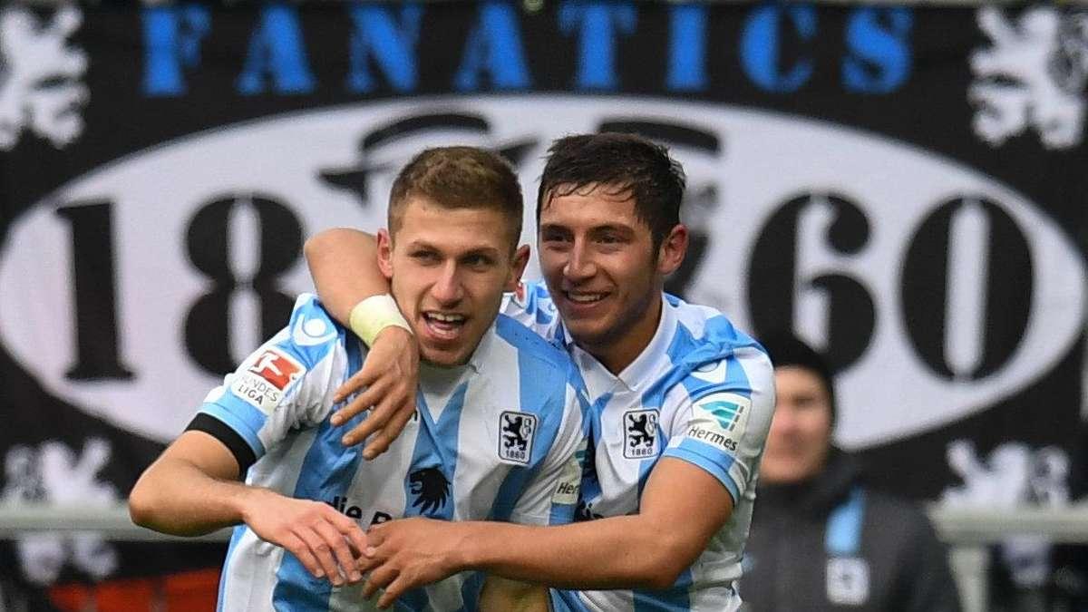TSV 1860: Levent Aycicek - Quirlig und torgefährlich - tz.de