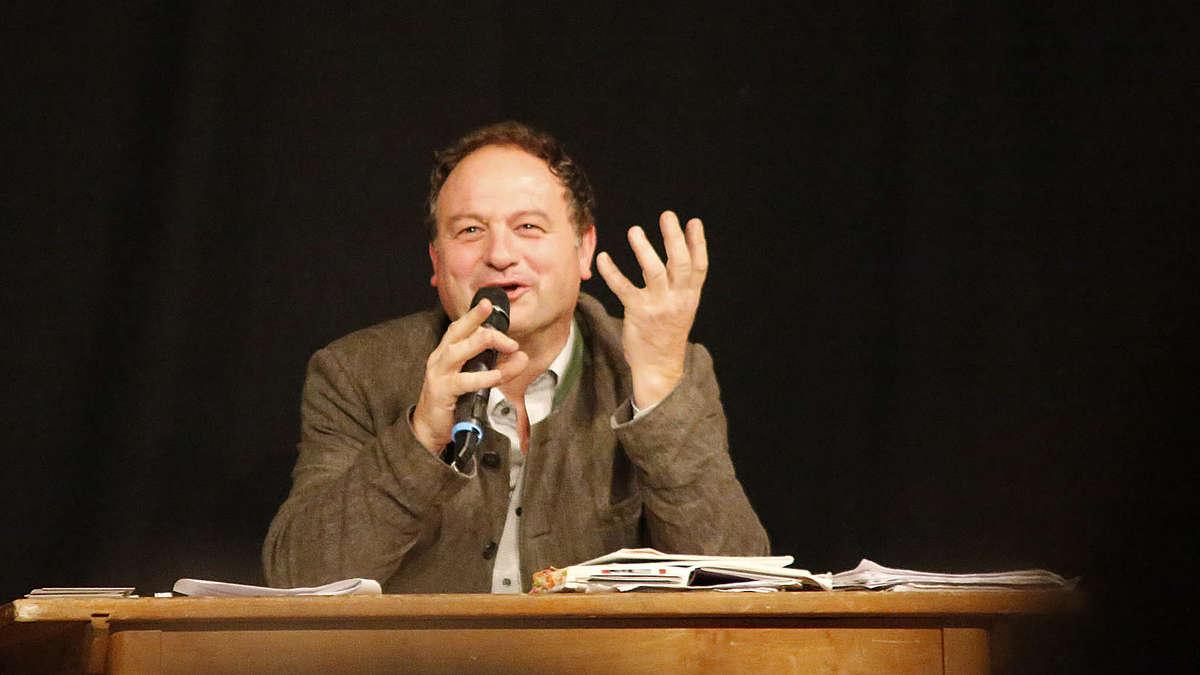 Pfarrer Rainer Maria Schießler