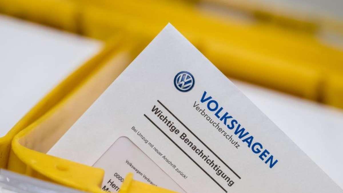 Bilder Für Briefe : Erste briefe für weitere rückrufaktion versendet auto