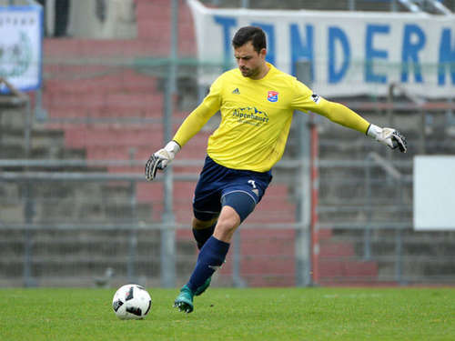 Haching-Keeper Marinovic spielt in England vor