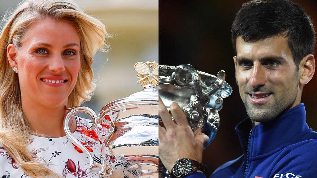So Sehen Sie Die Australian Open 2017 Im Tennis Heute Live Im Tv Und