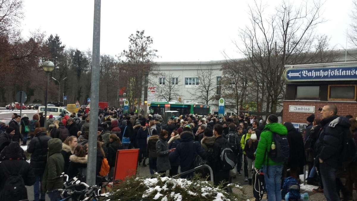 Notarzteinsatz S Bahn München Heute