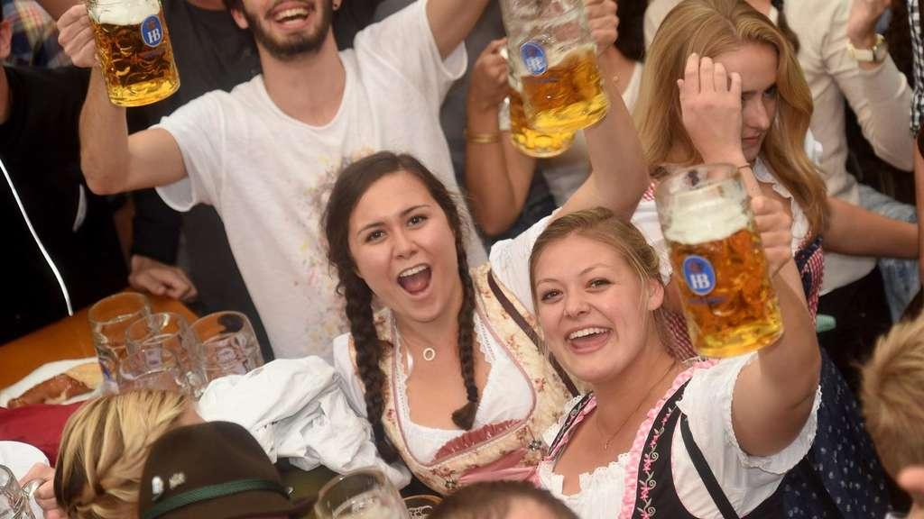 Oktoberfest München Tickets Abend Tickets München Reisen