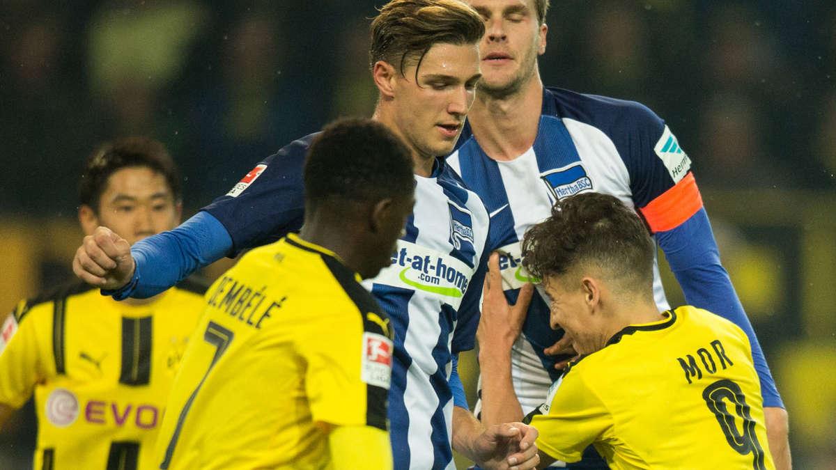 Dortmund Hertha Dfb
