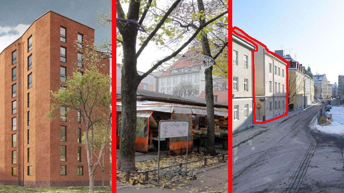 stopp bei diesen drei projekten sehen m nchens b rger rot. Black Bedroom Furniture Sets. Home Design Ideas