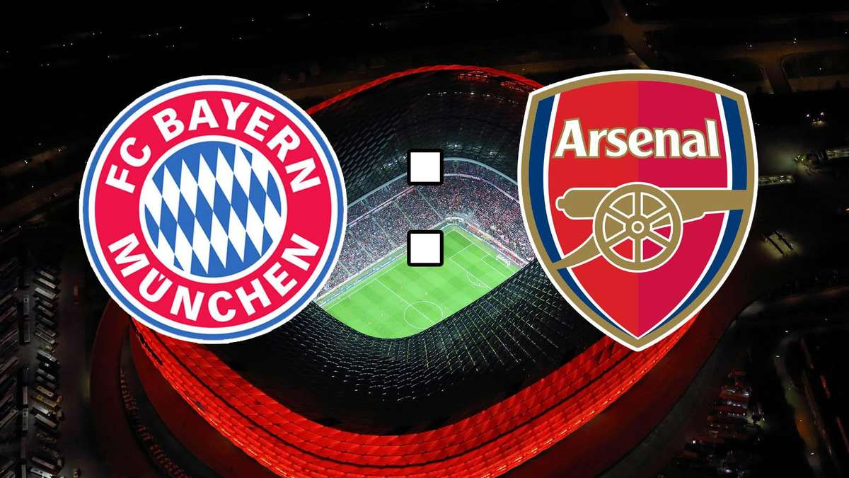 Fc Bayern Arsenal Champions League