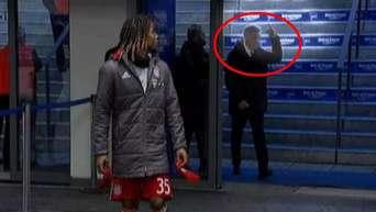 Ancelotti-Mittelfinger nach Spuck-Attacke: DFB ermittelt