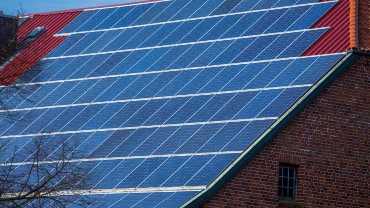 lohnt sich eine versicherung f r die photovoltaik anlage wohnen. Black Bedroom Furniture Sets. Home Design Ideas