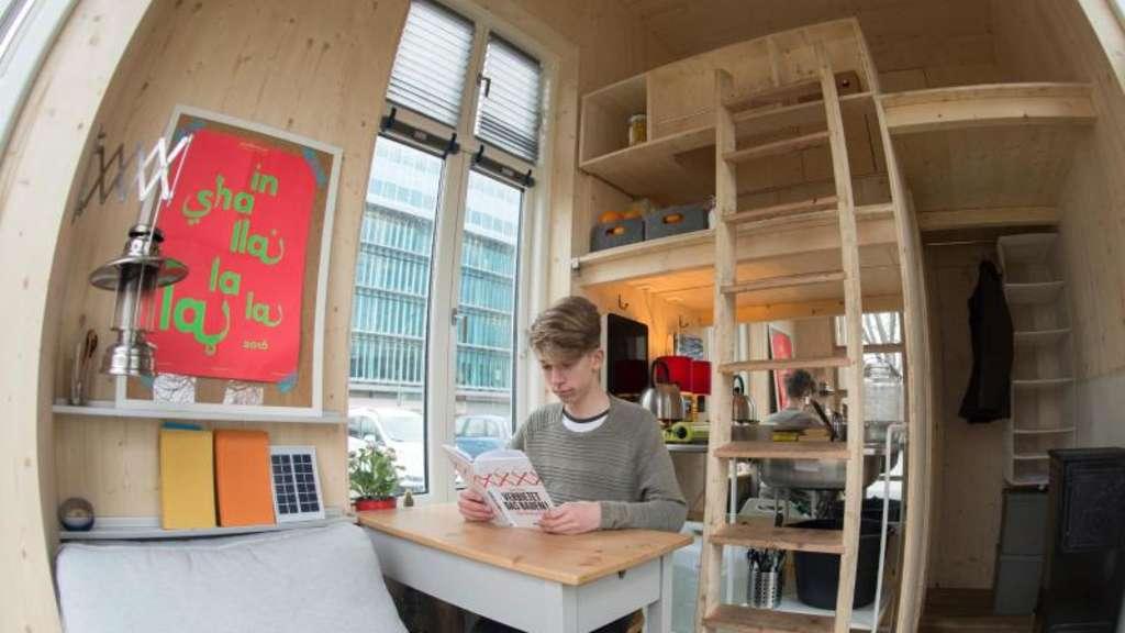 bauhaus campus in berlin entwickelt 100 euro wohnung welt. Black Bedroom Furniture Sets. Home Design Ideas
