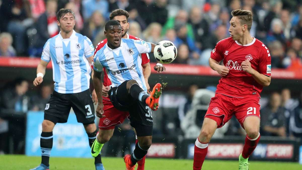 Würzburger Kickers Gegen Btsv
