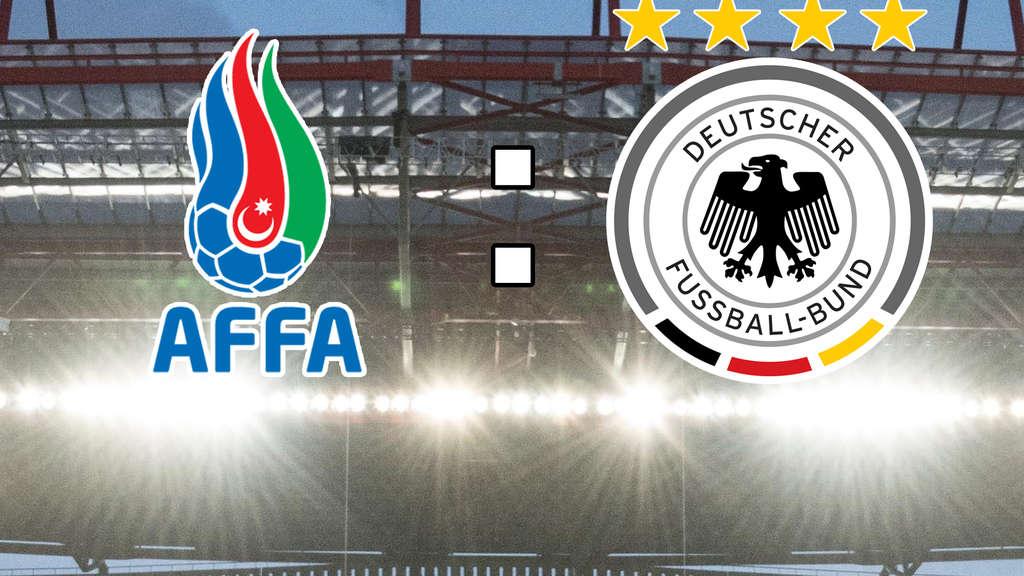 aserbaidschan gegen deutschland