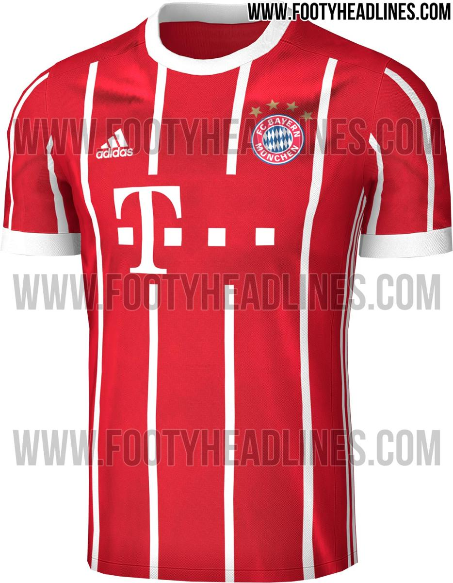 d104a23ff3be Trikots 2017   18 - FC Bayern München - Forum   Page 60   Transfermarkt
