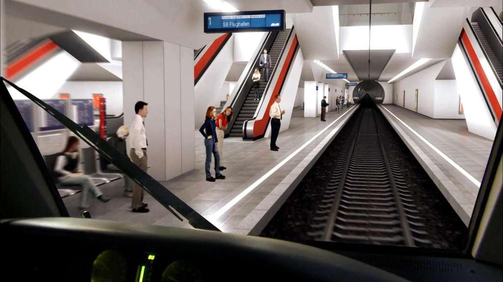 Baustart für 2. S-Bahn-Stammstrecke: Alle Infos auf einen Blick | Stadt