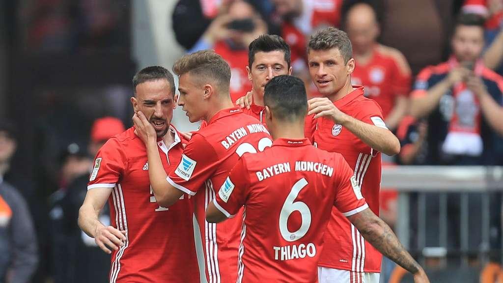 Bayern Dortmund Ergebnis Heute