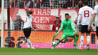 Dieses Gegentor des FC Bayern ist historisch