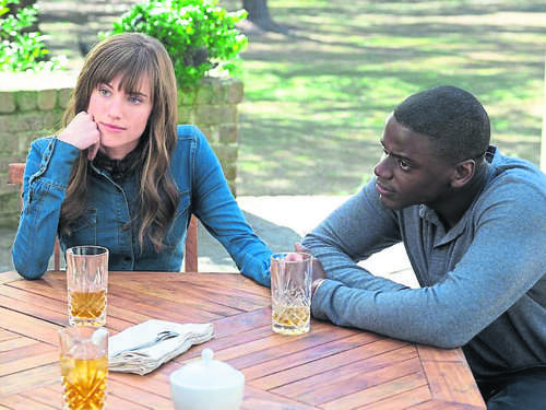 "Psychothriller ""Get out"": Horror trifft Humor"