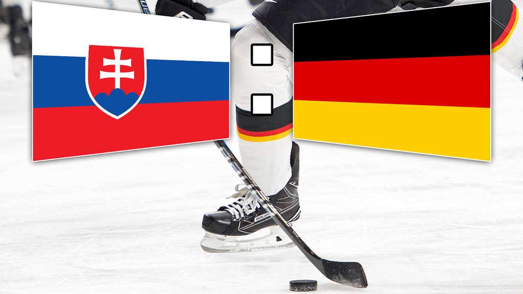 liveticker deutschland slowakei
