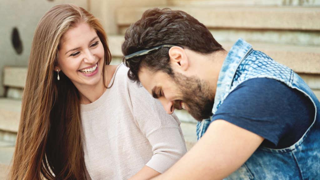 Englische frauen flirten