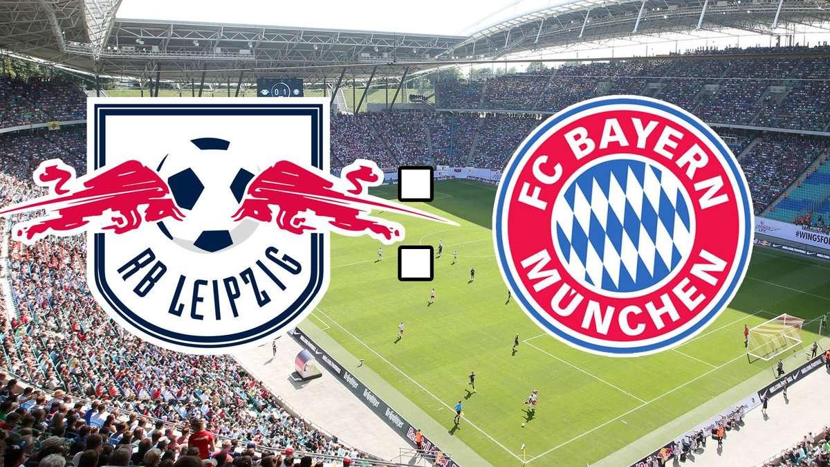 Spiel Bayern Leipzig