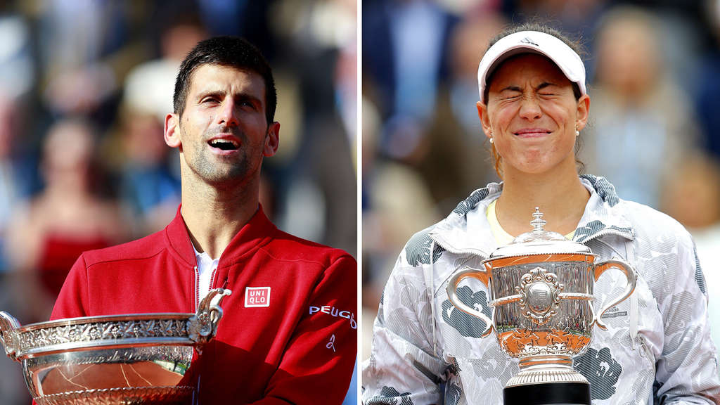 French Open 2017 Live Im Tv Und Live Stream Grand Slam Turnier In