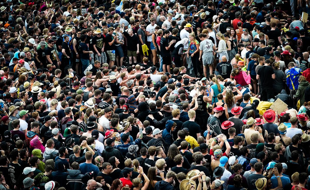 Nach Terrorwarnung Geht Rock Am Ring Ohne Zwischenfälle Zu Ende Welt
