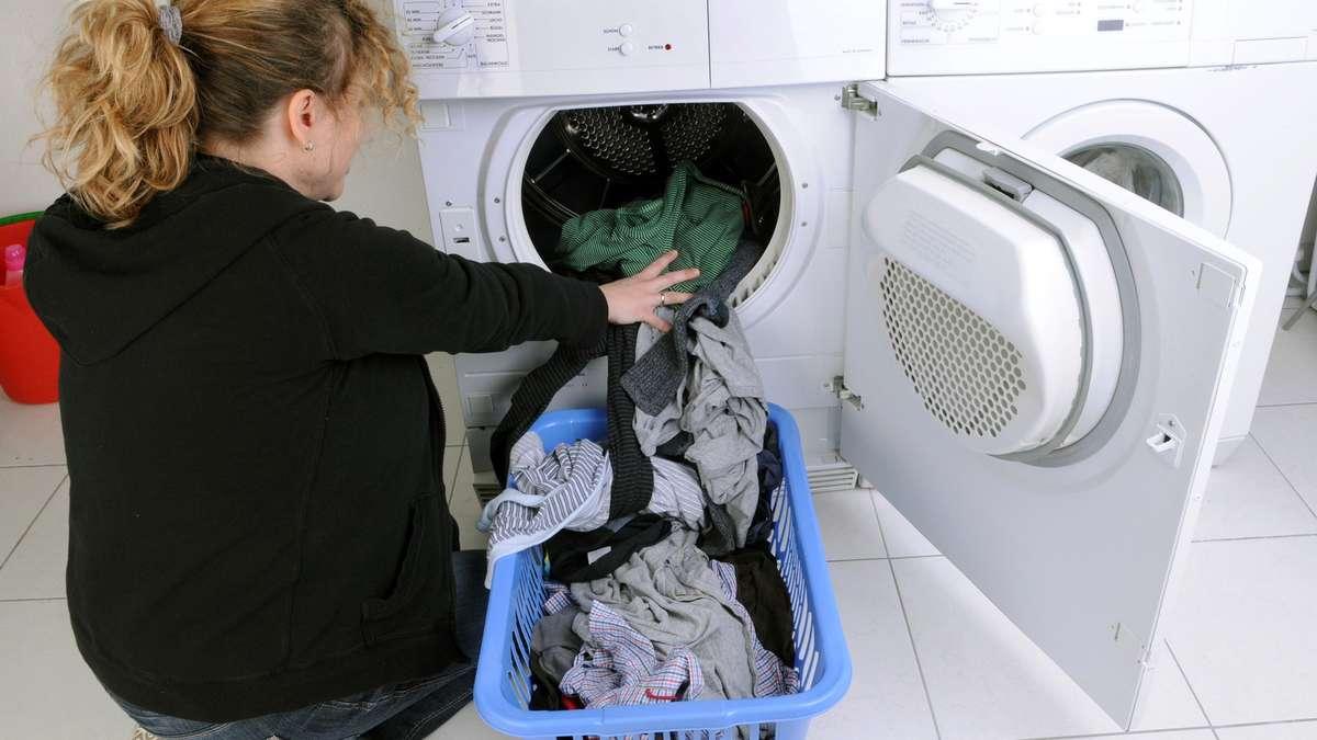 deshalb wird w sche auch bei kaltem wasser sauber wohnen. Black Bedroom Furniture Sets. Home Design Ideas