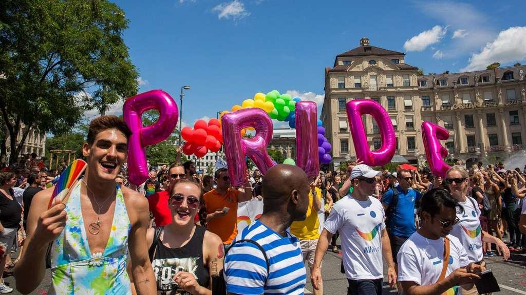 Christopher Street Day München CSD 2016