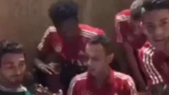 "Video: Hier singen Rafinha, Hummels und Alaba ""Despasito"""