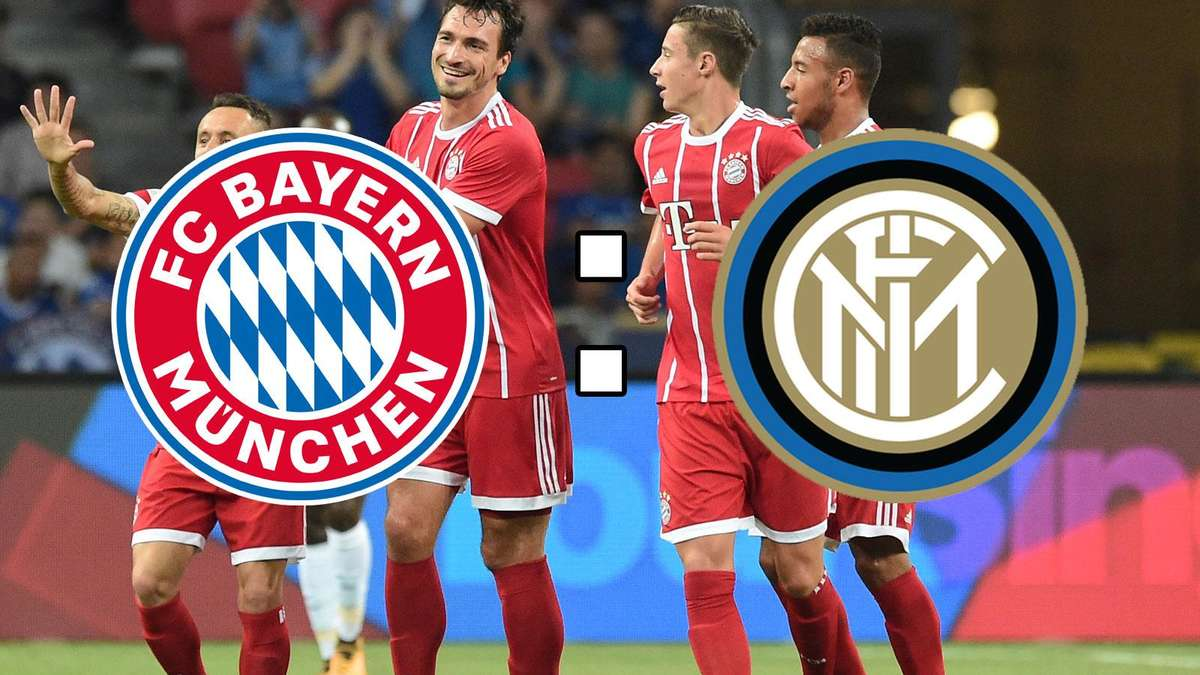 Bayern Inter Live Ticker