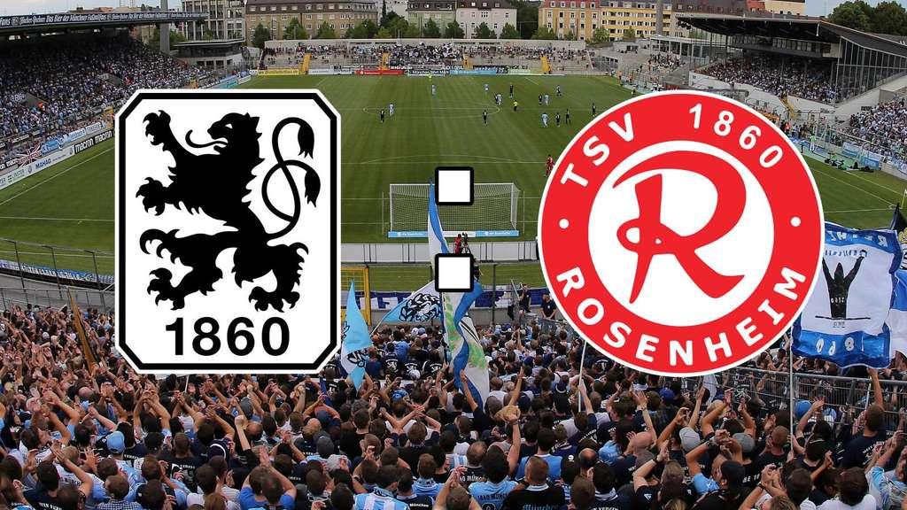 Tsv 1860 München Gegen Tsv 1860 Rosenheim Regionalliga