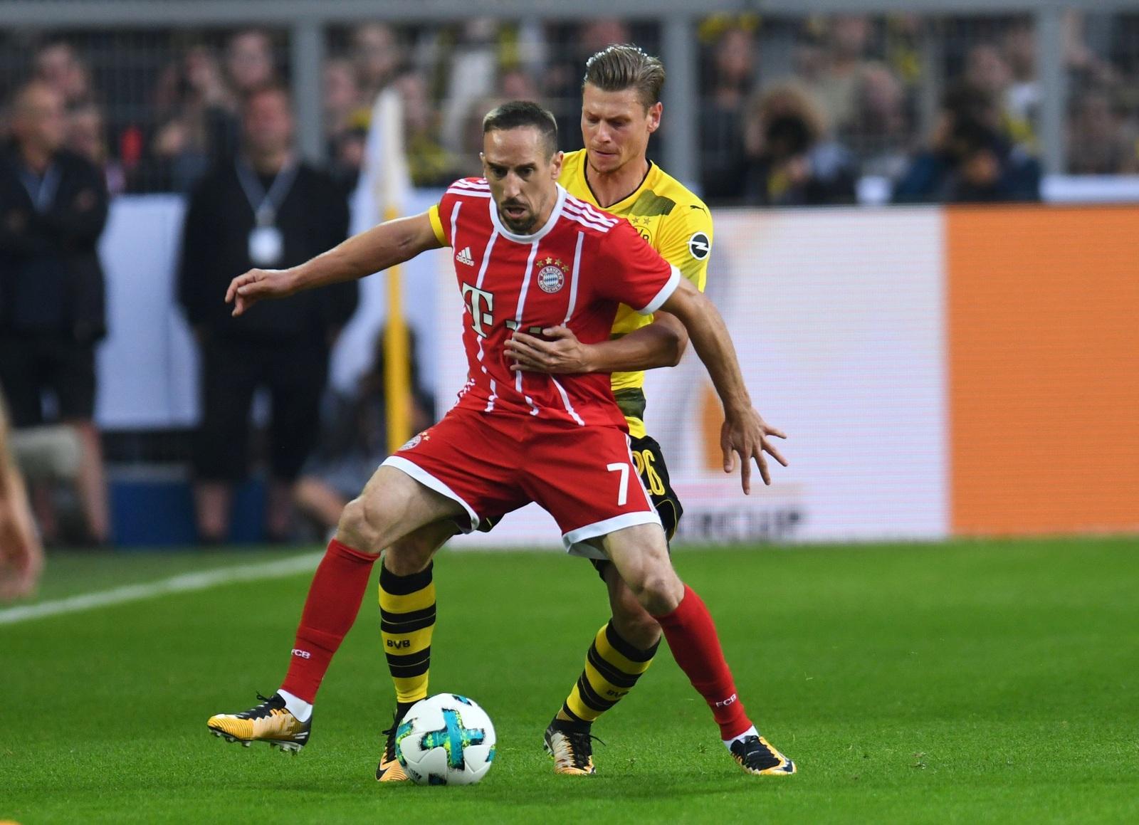 Bayern Gegen Dortmund Supercup 2017