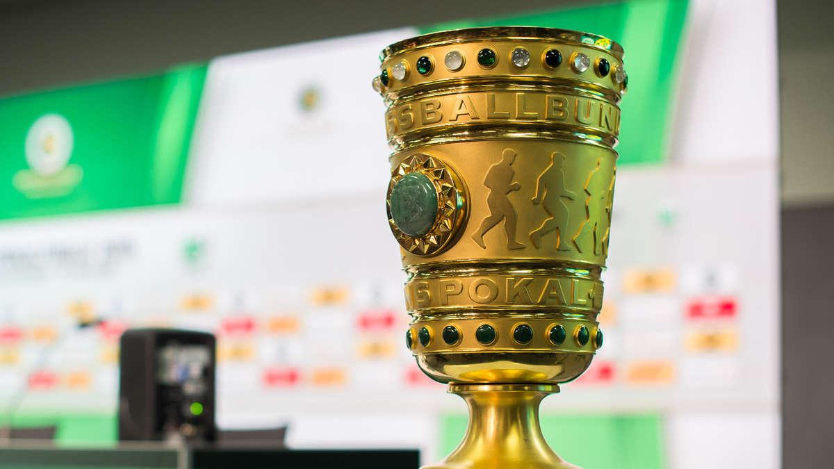Auslosung Zweite Runde Dfb Pokal