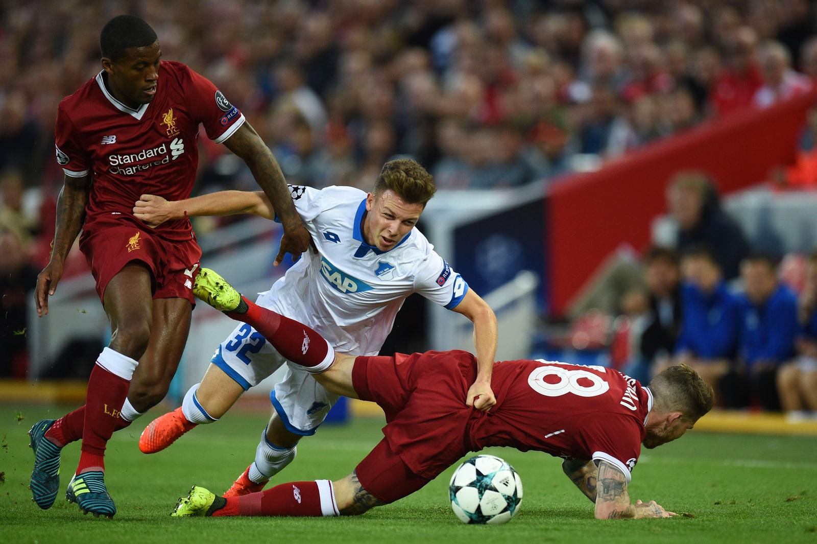 Liverpool Hoffenheim Rückspiel