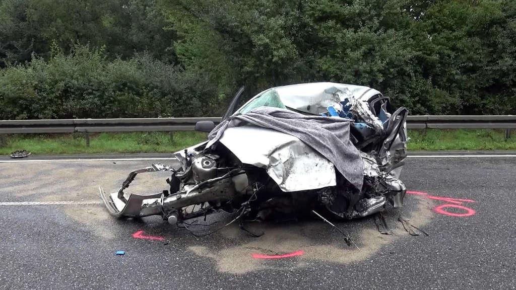 Autounfälle Gestern