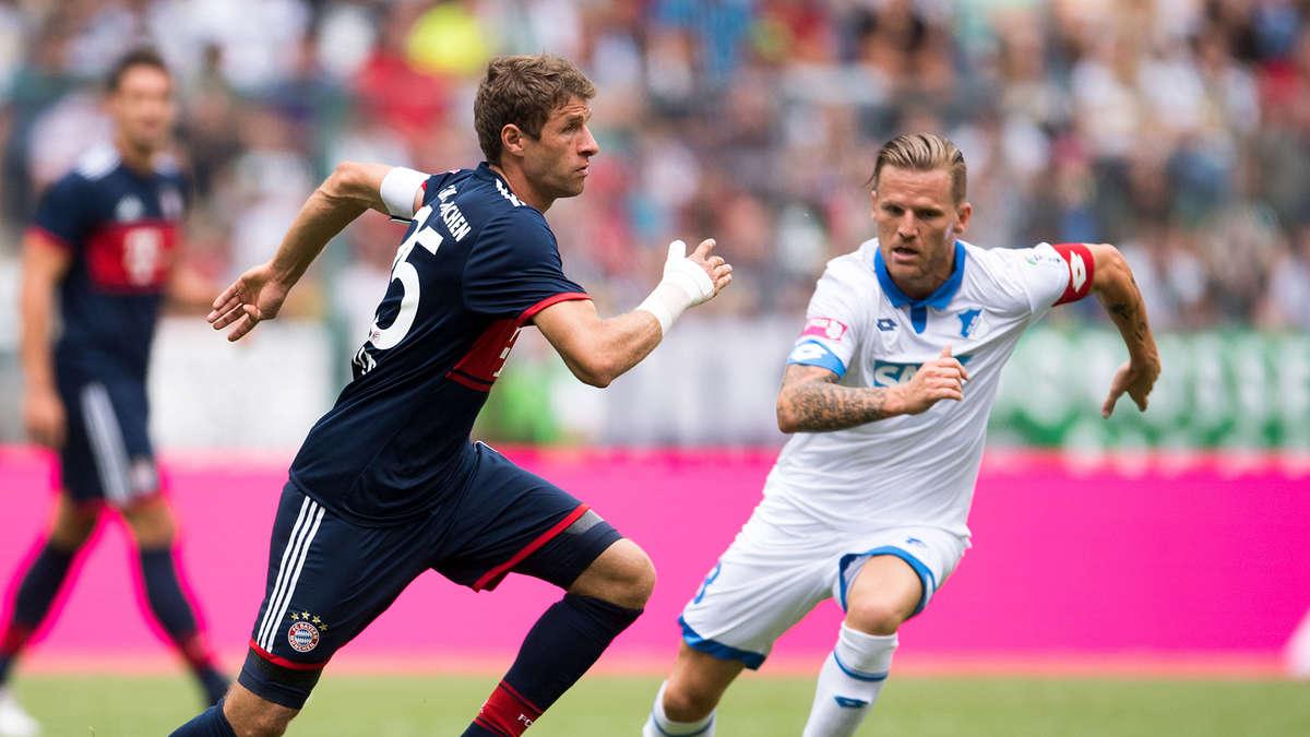 Fc Bayern Gegen Hoffenheim