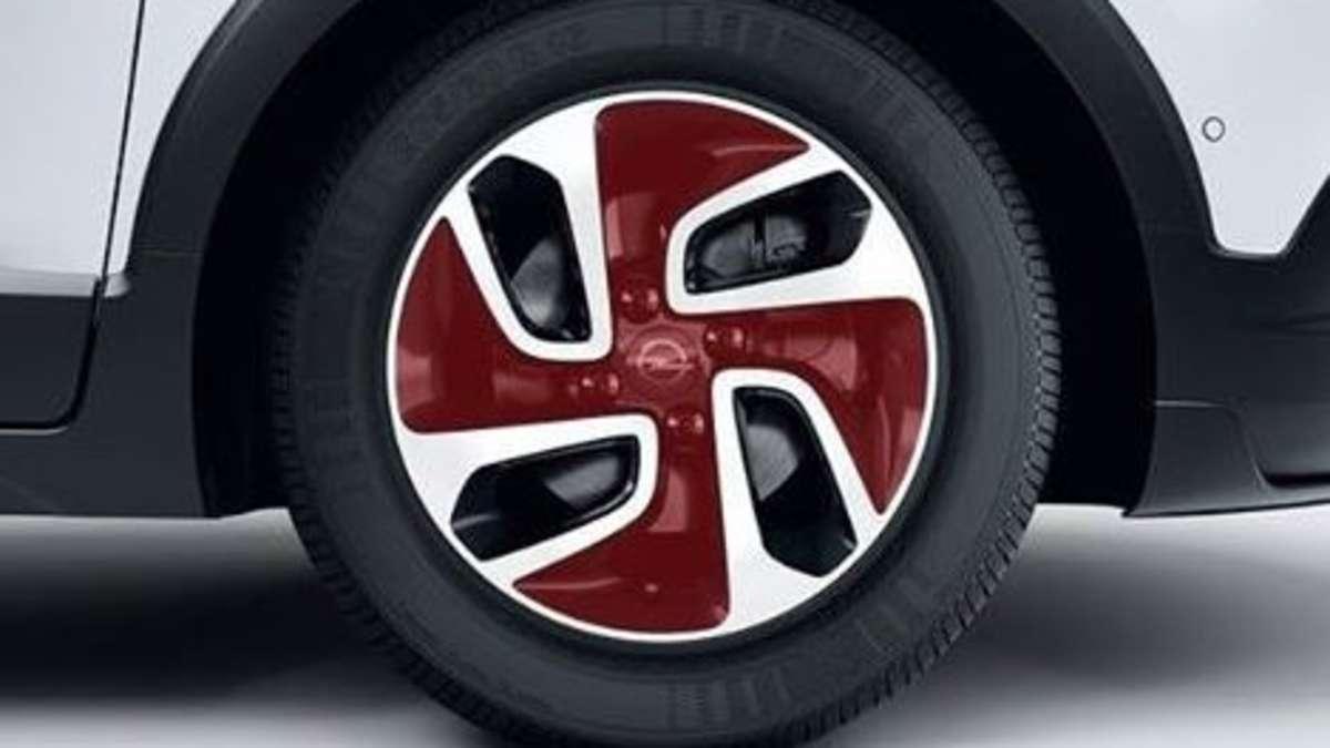 Felgen Opel