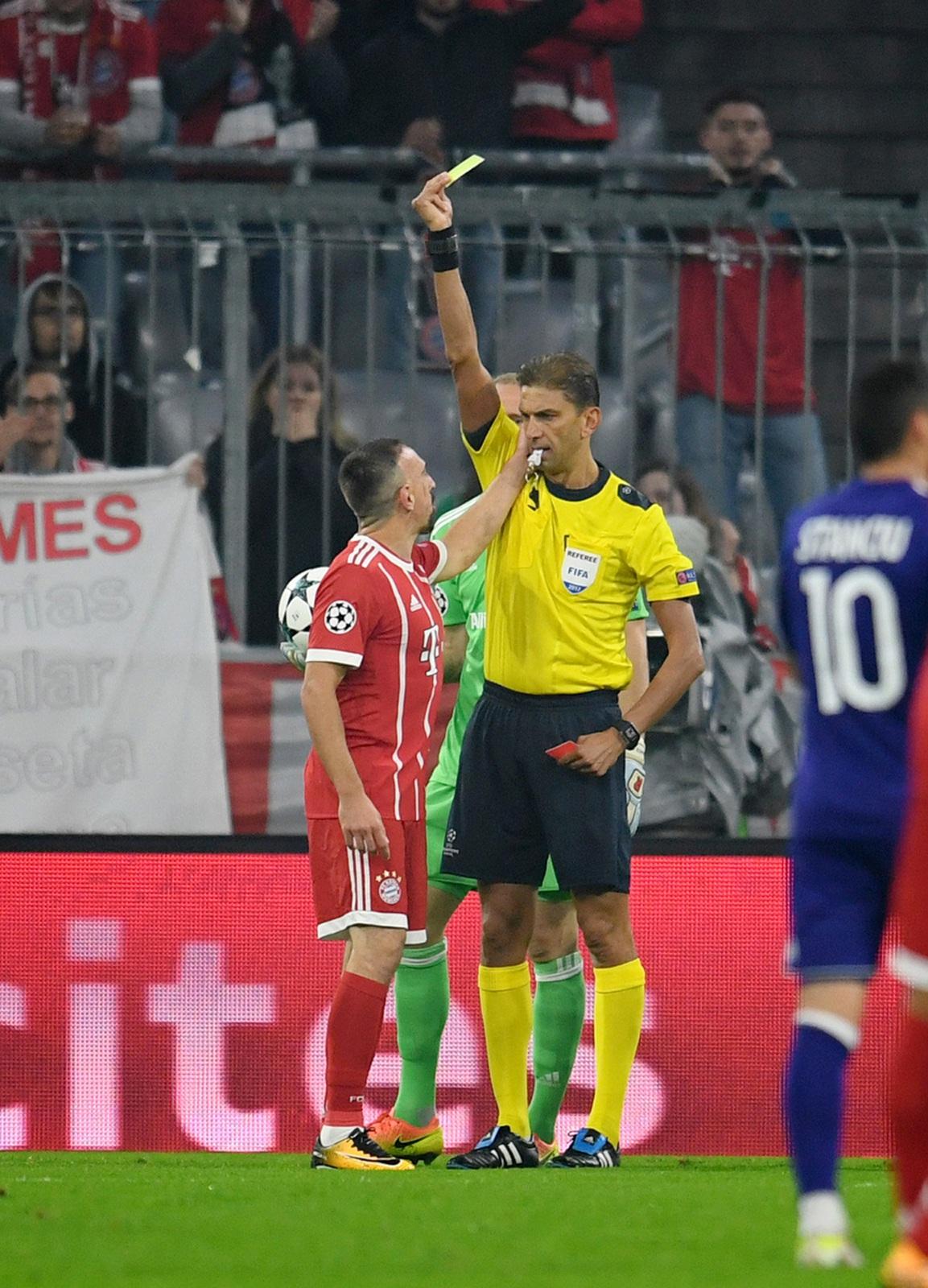 Bayern Anderlecht Live
