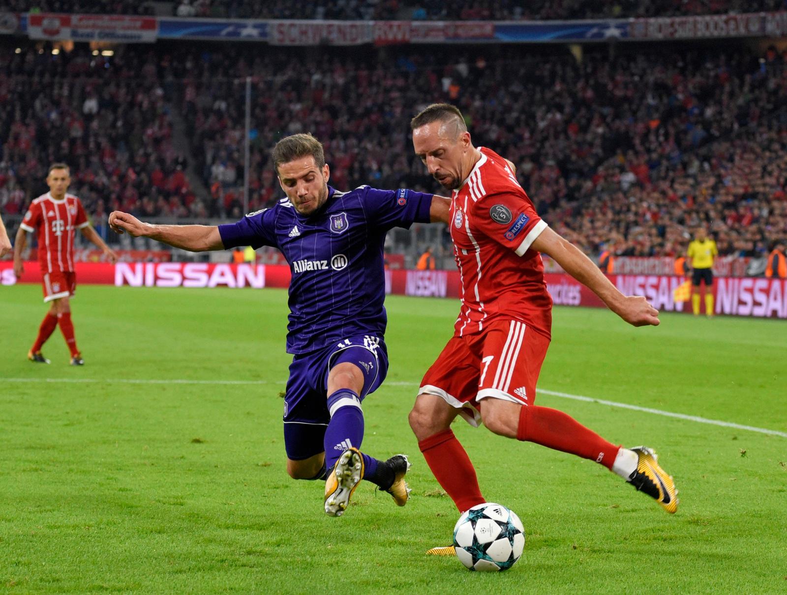 Bayern Gegen Anderlecht