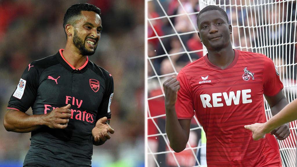 Fc Arsenal Gegen 1fc Köln Europa League Heute Live Im Tv Und Im