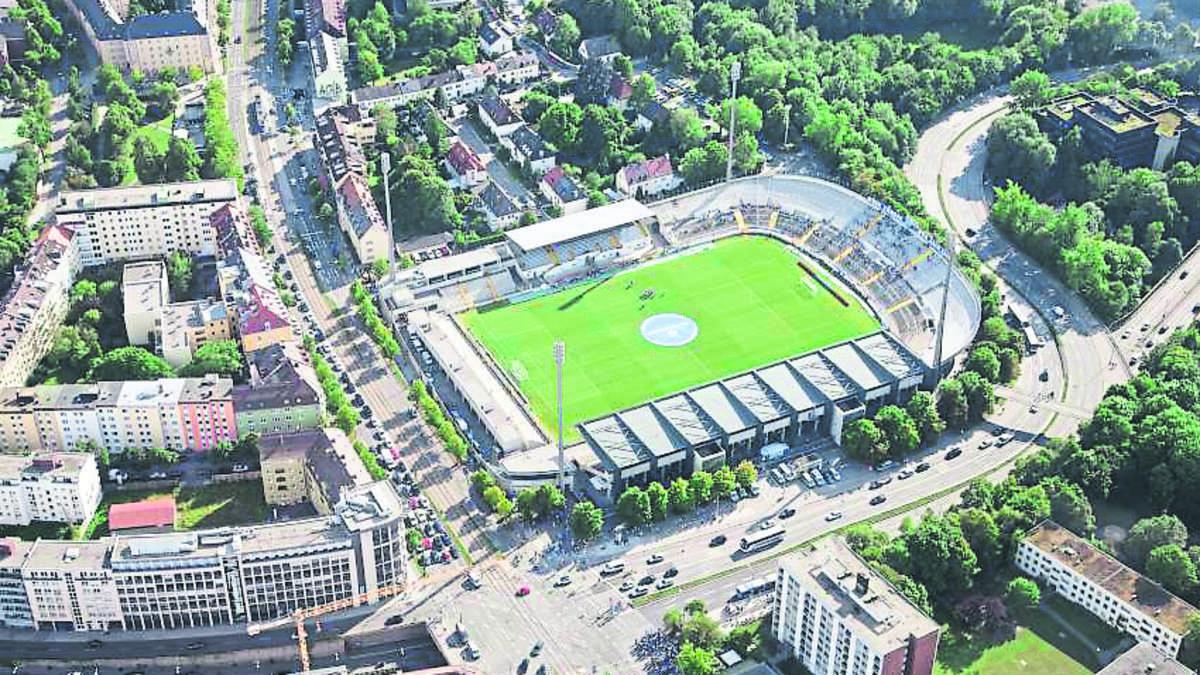 1860 MГјnchen Neues Stadion