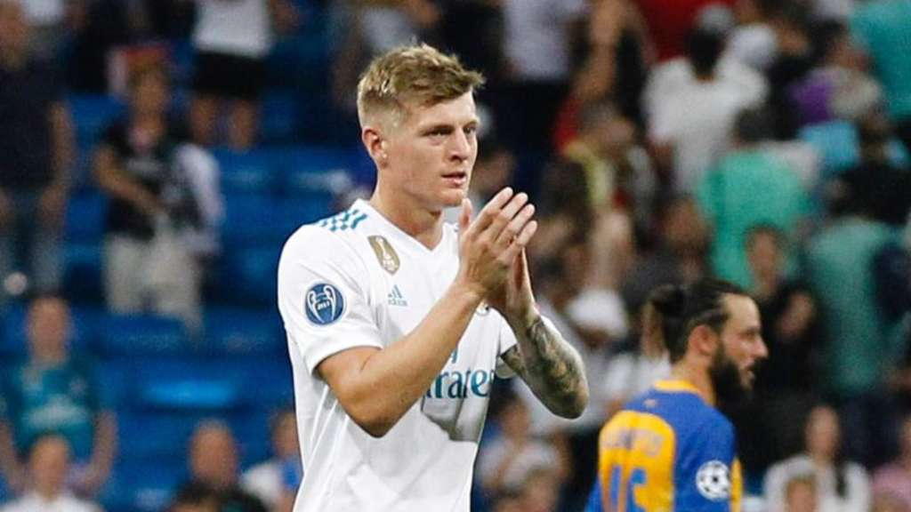 Real Madrid doch mit Kroos gegen Dortmund | Fußball