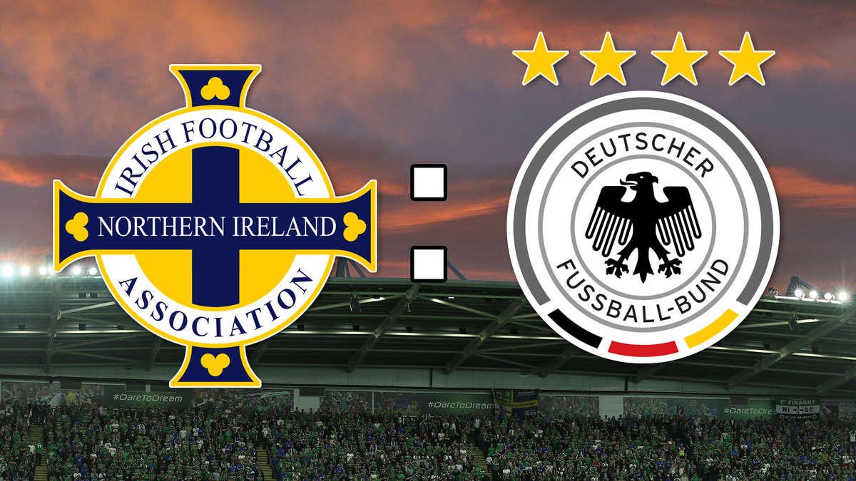 Deutschland Nordirland Schiedsrichter