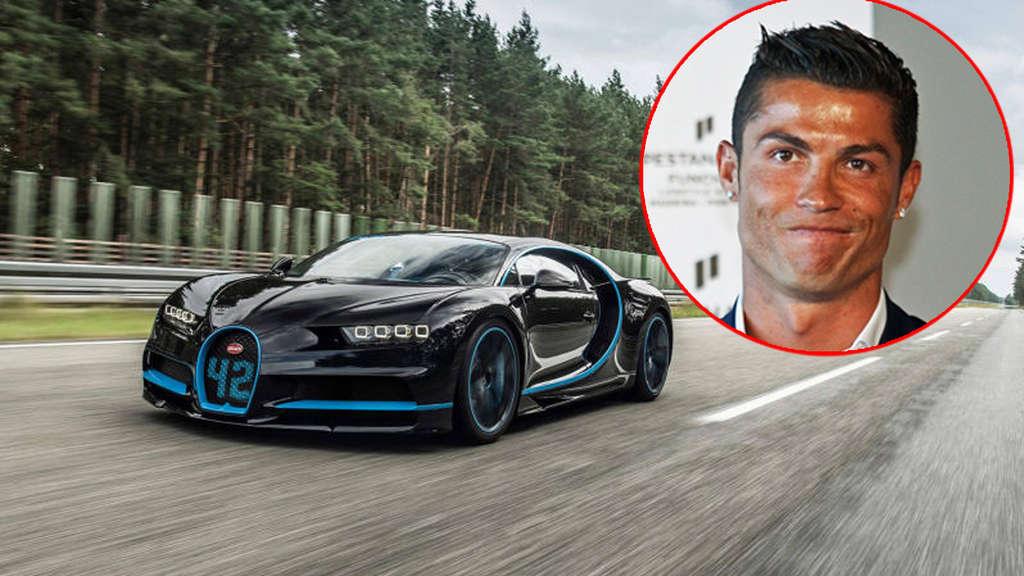 sports shoes 4ad41 7faea Cristiano Ronaldo kauft sich Bugatti Chiron | Auto