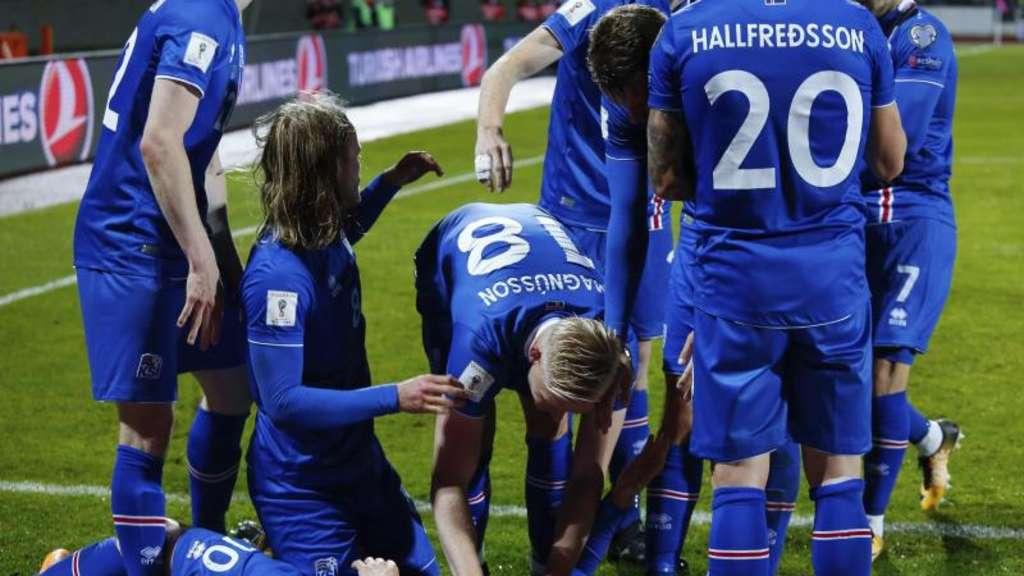Island Und Serbien Als Gruppensieger Zur Fussball Wm Fussball